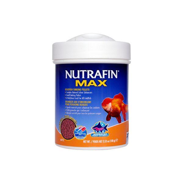 Pellets-Nutrafin-Max-Goldfish