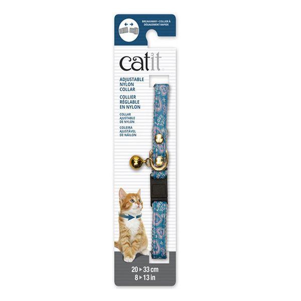 Collar-Catit-Ajustable-Azul-Collar-Catit-Ajustable