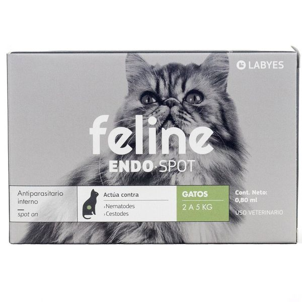 Antiparasitario-Feline-Endospot-2kg-5kg