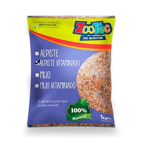 Alpiste-Zootec-Vitaminizado