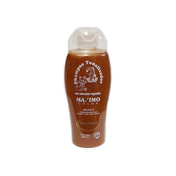 Shampoo-Osspret-Maximo-Color-Bronce-5lts
