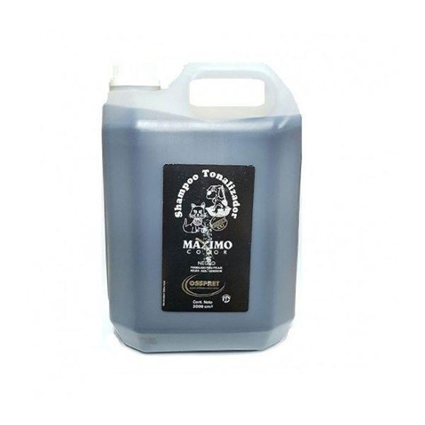 Shampoo-Osspret-Maximo-Color-Negro-5lts