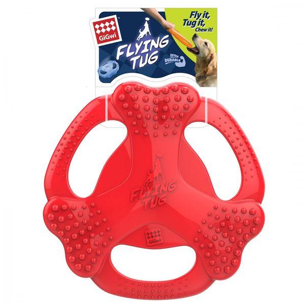 Juguete-Gigwi-Flying-Tug-Rojo
