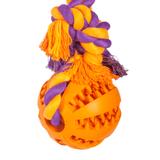 Juguete-Puppis-Dental-Baseball-Naranja