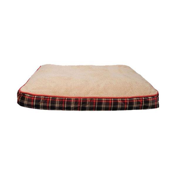 Colchoneta-Dogit-Rojo-y-Crema-91x71x12cm
