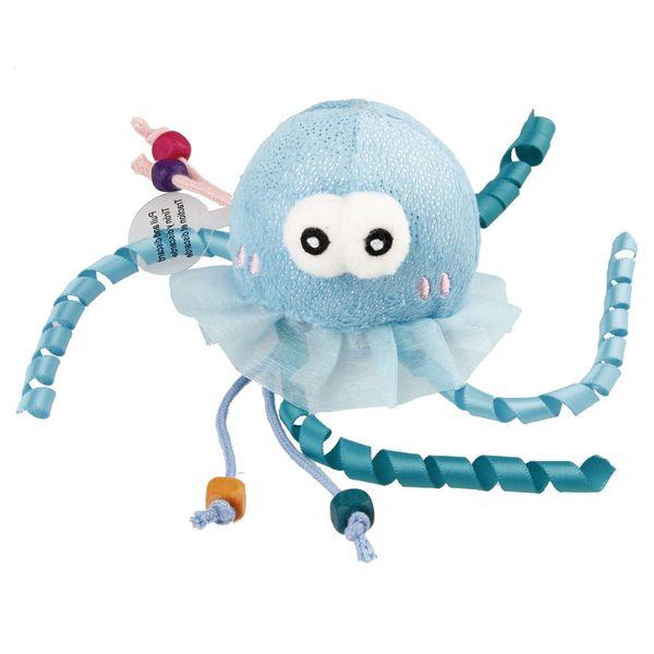 Peluche-Gigwi-Shining-Friends-Jellyfish-con-Luz-y-Catnip