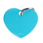 Chapita-My-Family-Basic-Heart-de-Aluminio-Celeste