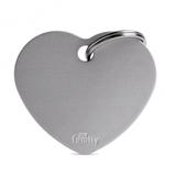 Chapita-My-Family-Basic-Heart-de-Aluminio-Gris