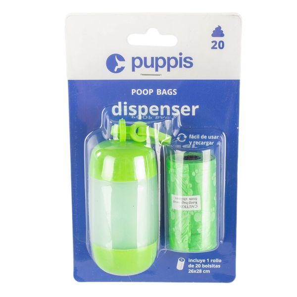 Dispenser-de-Bolsas-Puppis-Verde