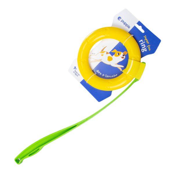 Frisbee-Puppis-Launcher