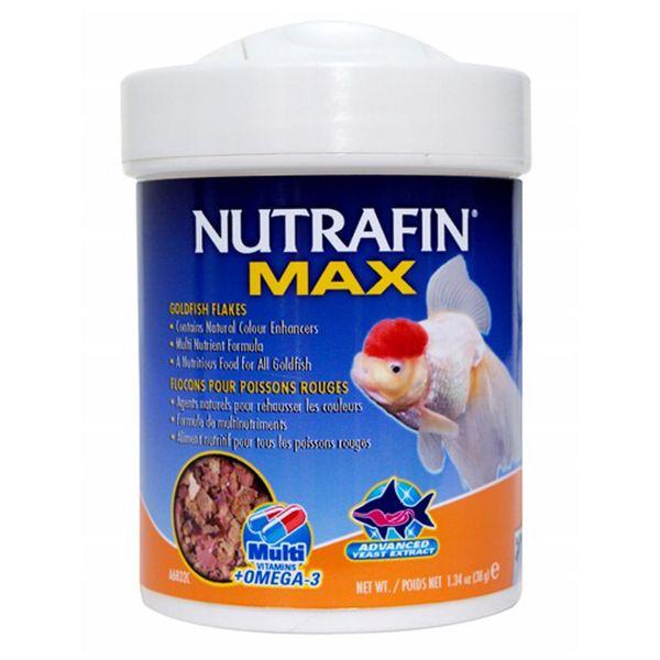 Alimento-en-escamas-Nutrafin-Max-Goldfish-38gr