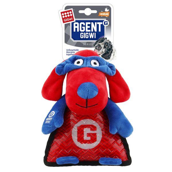 Juguete-Gigwi-Agent-Squeaker