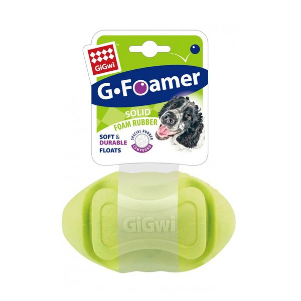 Juguete-Gigwi-Foamer-Rugby-Verde