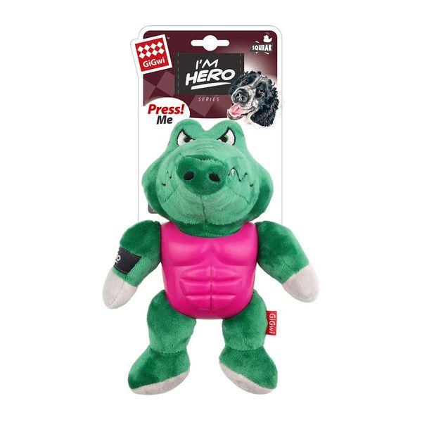 Juguete-Gigwi-Hero-Alligator