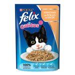 Felix-Pouch-Gatitos-Pollo-Con-Salsa-85-Gr