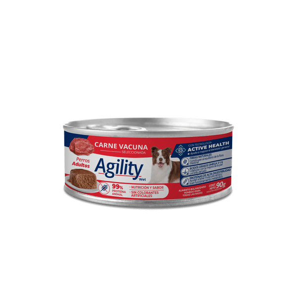 Agility90PerroCarne