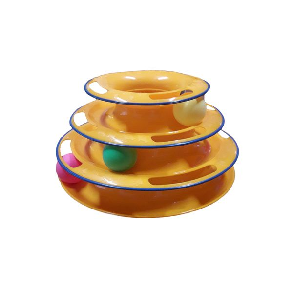 Juguete-Animal-Pet-3-Niveles-Naranja