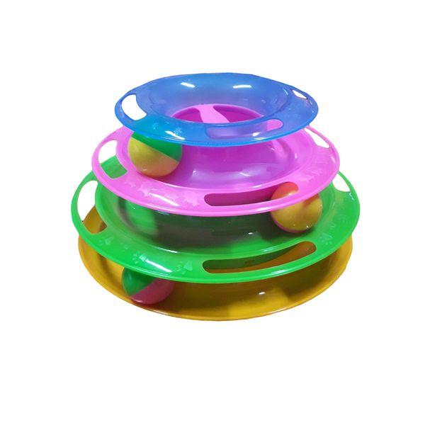Juguete-Animal-Pet-3-Niveles-Multicolor