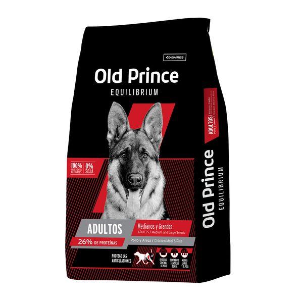 Alimento-Old-Prince-Equilibrium-para-Perro-Mediano-y-Grande-15-Kg
